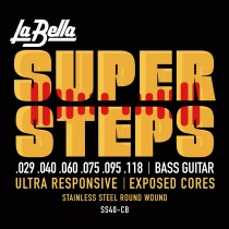 SS40-CB Super Steps, 6-String – Extra Light 29-118